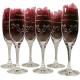 Mondial champagneglazen gegraveerd als relatiegeschenken