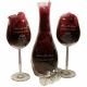 Wijnset Decanter gegraveerd als relatiegeschenk