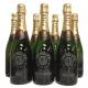 Piper Heidsiek champagne gegraveerd als kerst relatiegeschenk
