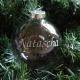 Kerstbal gegraveerd met naam als kerstkado