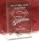 Award pin gegraveerd als moederdagcadeau