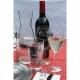 Wijn arrangement Basic gegraveerd als kerstkado. Het wijnarrangement is ook zeer geschikt als kerstpakket. Het pakket bestaat uit diverse wijnglazen, een wijnkaraf en 2 soorten wijn