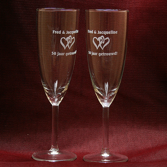 Super 1 Huwelijksjubileum cadeau - 25+ gepersonaliseerde cadeaus HY-32
