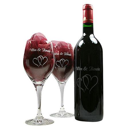 Bekijk onze wijnglazen
